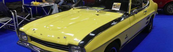 A Successful NEC Classic Motor Show for Capris Mk1 and Mk2