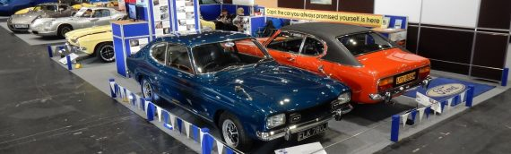The London Classic Car Show at ExCeL, London