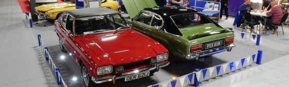 Manchester Classic Motor Show at Event City, Manchester
