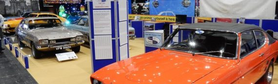Lancaster Insurance Classic Motor Show at the NEC Birmingham