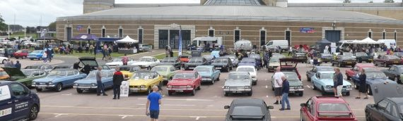 At Last, an outdoor major car show in 2020 – Gaydon – Old Ford Rally 23rd August 2020