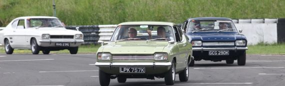 Castle Combe and Show Time at Last – Pure Ford Rally Saturday 19th June 2021