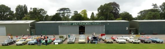 Capris at Shuttleworth – National Day 2021